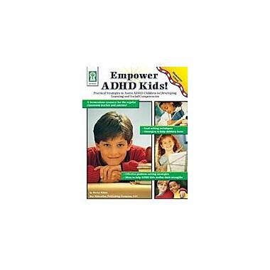 Carson-Dellosa Publishing Empower ADHD Kids! Workbook By White, Becky, Kindergarten - Grade 5 [eBook]
