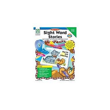 Carson-Dellosa Publishing Sight Word Stories Workbook By Flora, Sherrill, Kindergarten - Grade 2 [eBook]