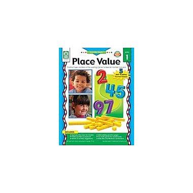 Carson-Dellosa Publishing Place Value Kindergarten - Grade 3 Workbook By Graham, Leland, Kindergarten - Grade 3 [eBook]