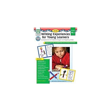 Carson-Dellosa Publishing Writing Experiences For Young Learners Workbook By Woodfield, Marilee, Preschool - Grade 1 [eBook]