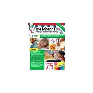 Carson-Dellosa Publishing Fine Motor Fun Workbook By Flora, Sherrill, Preschool - Grade 1 [eBook]