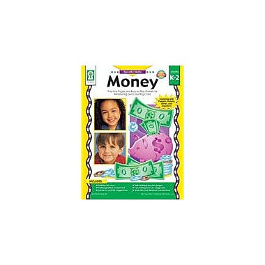 Carson-Dellosa Publishing Specific Skills: Money Workbook By Pressnall, Deb, Kindergarten - Grade 2 [eBook]