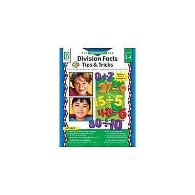 Carson-Dellosa Publishing Specific Skills: Division Facts Tips And Tricks Workbook By Presnall, Grade 3 - Grade 4 [eBook]