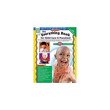 Carson-Dellosa Publishing The Everything Book For Child Care And Preschool Workbook, Preschool - Kindergarten [eBook]