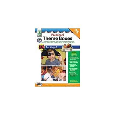 Carson-Dellosa Publishing Preschool Theme Boxes Workbook By Gunzenhauser, Kelly, Preschool [eBook]