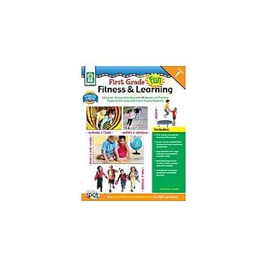 Carson-Dellosa Publishing First Grade Fun, Fitness & Learning Workbook By Maiden, Sabena, Grade 1 [eBook]