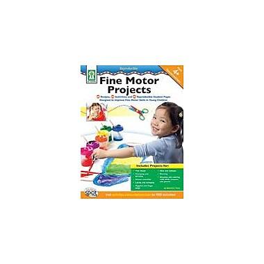 Carson-Dellosa Publishing Fine Motor Projects Workbook By Flora, Sherrill B., Preschool - Grade 1 [eBook]