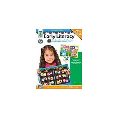 Carson-Dellosa Publishing Color Photo Games: Early Literacy Workbook By Hill, Pamela K., Preschool - Kindergarten [eBook]