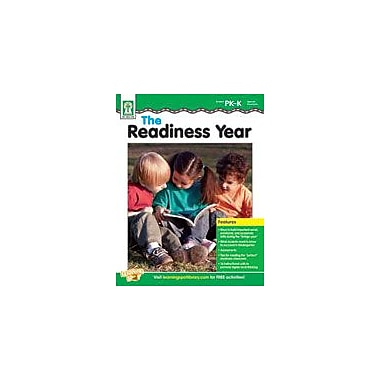 Carson-Dellosa Publishing The Readiness Year Workbook By Kinsey, Brian, Preschool - Kindergarten [eBook]