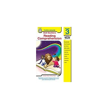 Carson-Dellosa Publishing Skill Builders Reading Comprehension, Grade 3 Workbook [eBook]