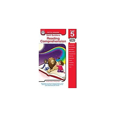 Carson-Dellosa Publishing Skill Builders Reading Comprehension, Grade 5 Workbook [eBook]