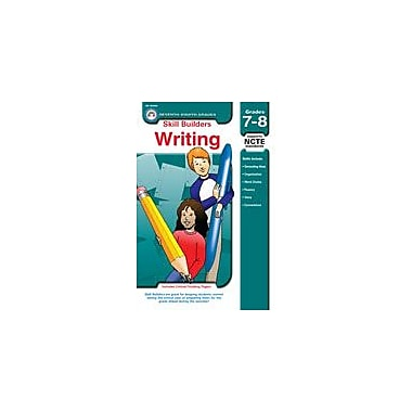 Carson-Dellosa Publishing Skill Builders Writing, Grades 7-8 Workbook By Aten, Jerry, Grade 7 - Grade 8 [eBook]