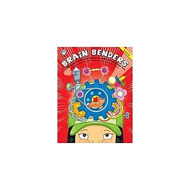 Carson-Dellosa Publishing Brain Benders, Grades 3-5 Workbook, Grade 3 - Grade 5 [eBook]