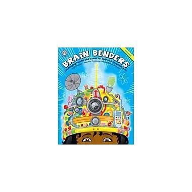 Carson-Dellosa Publishing Brain Benders, Grades 9-12 Workbook, Grade 9 - Grade 12 [eBook]