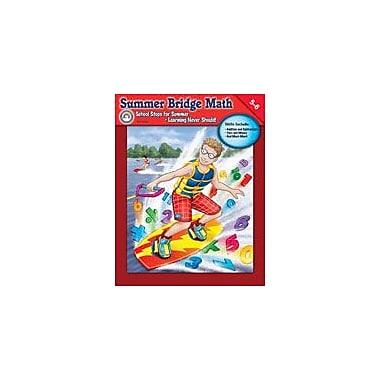Carson-Dellosa Publishing Summer Bridge Math, Grades 5-6 Workbook By Summer Bridge Activities, Grade 5 - Grade 6 [eBook]