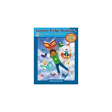 Carson-Dellosa Publishing Summer Bridge Reading, Grades K-1 Workbook By Summer Bridge Activities, Kindergarten - Grade 1 [eBook]