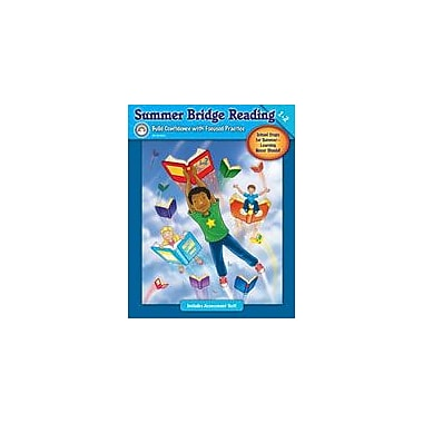 Carson-Dellosa Publishing Summer Bridge Reading, Grades 1-2 Workbook By Summer Bridge Activities, Grade 1 - Grade 2 [eBook]