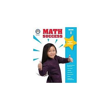 Carson-Dellosa Publishing Math Success, Grade 1 Workbook [eBook]