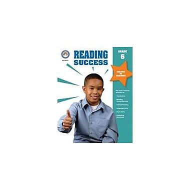 Carson-Dellosa Publishing Reading Success, Grade 6 Workbook [eBook]