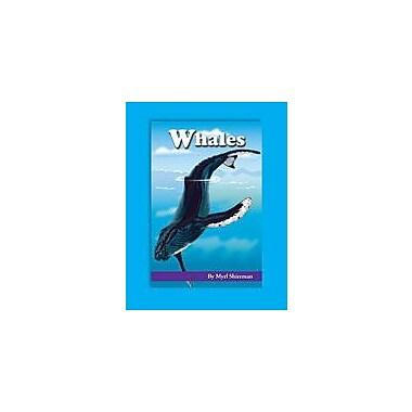 Carson-Dellosa Publishing Whales By Mark Twain Media Workbook By Shireman, Myrl, Grade 3 [eBook]