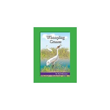 Carson-Dellosa Publishing Whooping Cranes By Mark Twain Media Workbook By Shireman, Myrl, Grade 3 [eBook]