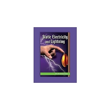 Carson-Dellosa Publishing Static Electricity And Lightning By Mark Twain Media Workbook By Shireman, Myrl, Grade 4 [eBook]