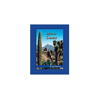 Carson-Dellosa Publishing Life In The Desert By Mark Twain Media Workbook By Shireman, Myrl, Grade 5 [eBook]