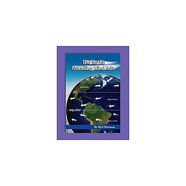 Carson-Dellosa Publishing The Earth's Prevailing Wind Belts By Mark Twain Media Workbook By Shireman, Myrl, Grade 5 [eBook]