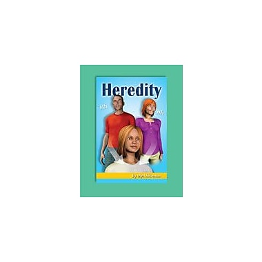 Carson-Dellosa Publishing Heredity By Mark Twain Media Workbook By Shireman, Myrl, Grade 6 [eBook]