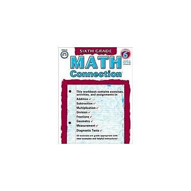 Carson-Dellosa Publishing Math Connection, Grade 6 Workbook [eBook]