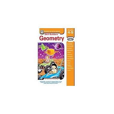 Carson-Dellosa Publishing Geometry Workbook By Skill Builders, Grade 4 - Grade 5 [eBook]