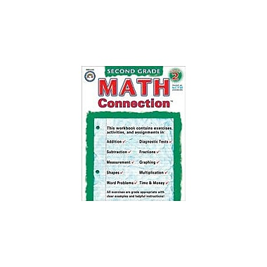 Carson-Dellosa Publishing Math Connection, Grade 2 Workbook [eBook]
