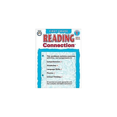 Carson-Dellosa Publishing Reading Connection, Grade 1 Workbook By Bosse, Nancy Rogers, Grade 1 [eBook]