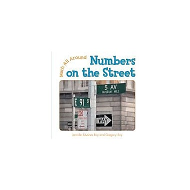 Cavendish Square Publishing Numbers On The Street Workbook By Roxanne Dorrie, Grade 2 - Grade 3 [eBook]