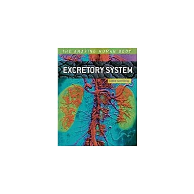Cavendish Square Publishing Excretory System Workbook By Klosterman, Lorrie, Grade 6 - Grade 12 [eBook]