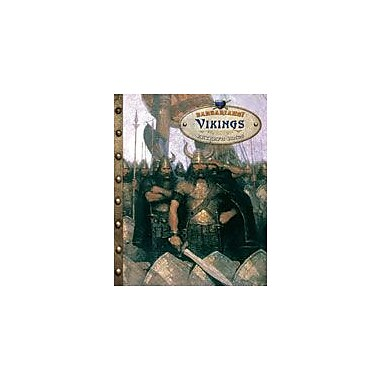 Cavendish Square Publishing Vikings Workbook By Hinds, Kathryn, Grade 6 - Grade 12 [eBook]