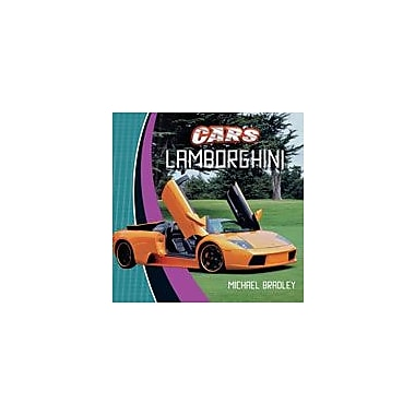 Cavendish Square Publishing Lamborghini Workbook By Bradley, Michael, Grade 3 - Grade 6 [eBook]
