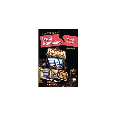 Cavendish Square Publishing Legal Gambling Workbook By Worth, Richard, Grade 8 - Grade 12 [eBook]