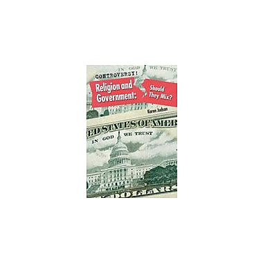 Cavendish Square Publishing Religion And Government Workbook By Judson, Karen, Grade 8 - Grade 12 [eBook]