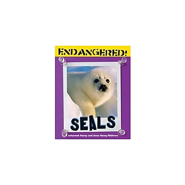 Cavendish Square Publishing Seals Workbook By Johannah Haney, Grade 3 - Grade 5 [eBook]