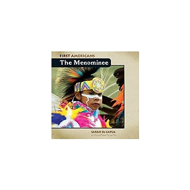 Cavendish Square Publishing Menominee Workbook By De Capua, Sarah, Grade 2 - Grade 4 [eBook]