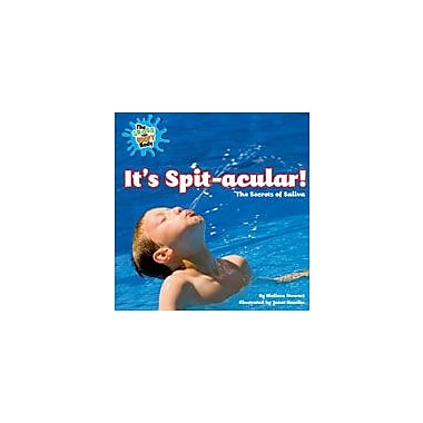 Cavendish Square Publishing It's Spit-Acular! Workbook By Stewart, Melissa, Grade 3 - Grade 6 [eBook]