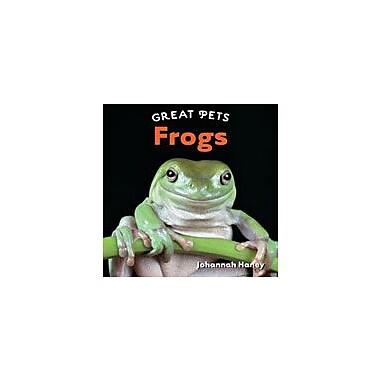 Cavendish Square Publishing Frogs Workbook By Haney, Johannah, Grade 3 - Grade 6 [eBook]