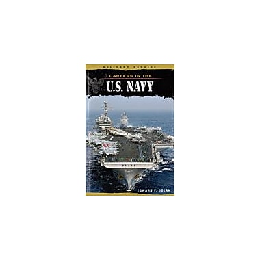 Cavendish Square Publishing Careers In The U.S. Navy Workbook By Dolan, Edward F., Grade 8 - Grade 12 [eBook]