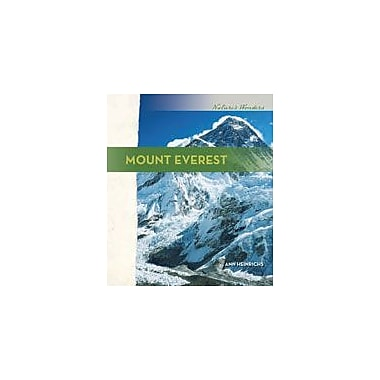 Cavendish Square Publishing Mount Everest Workbook By Heinrichs, Ann, Grade 6 - Grade 12 [eBook]