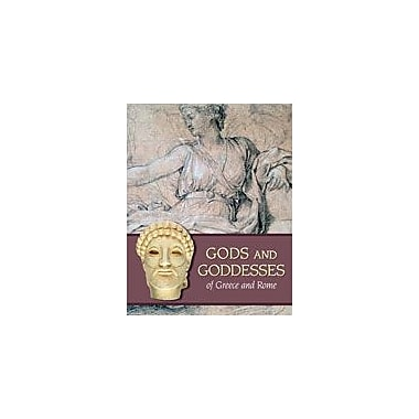 Cavendish Square Publishing Gods And Goddesses Of Greece And Rome Workbook By Kinsey, Brian, Grade 8 - Grade 12 [eBook]