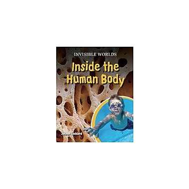 Cavendish Square Publishing Inside The Human Body Workbook By Goddard, Jolyon, Grade 4 - Grade 8 [eBook]