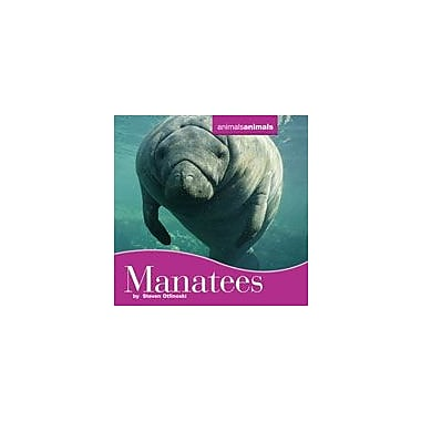 Cavendish Square Publishing Manatees Workbook By Otfinoski, Steven, Grade 3 - Grade 5 [eBook]