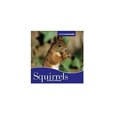 Cavendish Square Publishing Squirrels Workbook By Otfinoski, Steven, Grade 3 - Grade 5 [eBook]