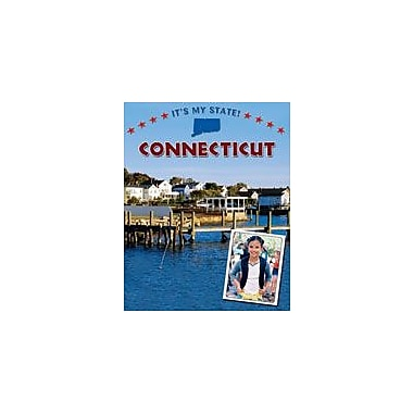 Cavendish Square Publishing Connecticut Workbook By Burgan, Michael, Grade 3 - Grade 6 [eBook]